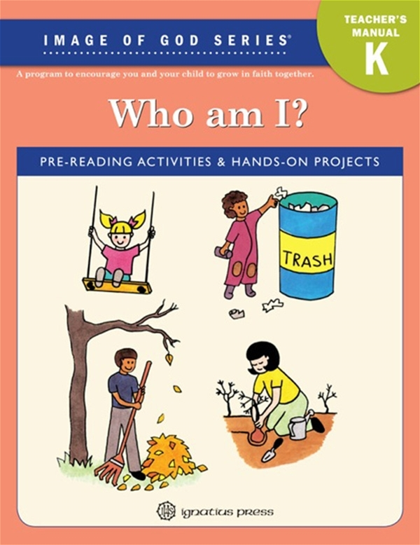 Who Am I Teachers Guide Kindergarten Blue Mantle Educational