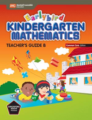 Earlybird Kindergarten Math Common Core Edition Teacher Guide B
