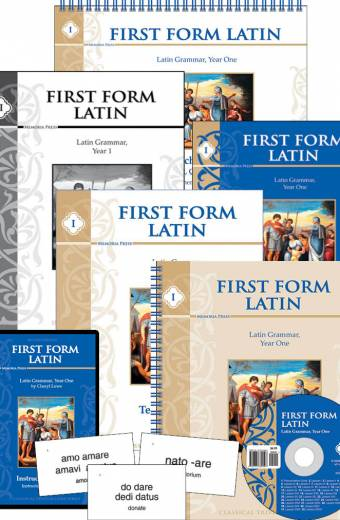 First Form Latin (Gr. 4-9)