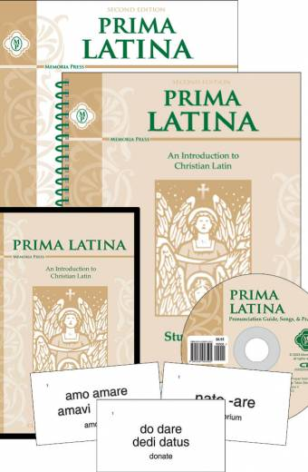 Prima Latina (Gr. 1-3)