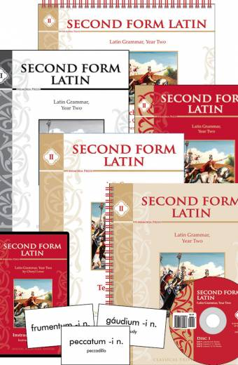 Second Form Latin (Gr. 5-10)