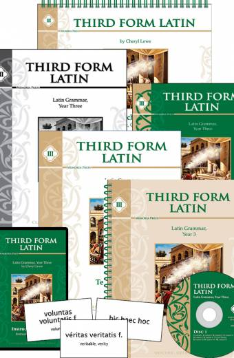 Third Form Latin (Gr. 6-11)